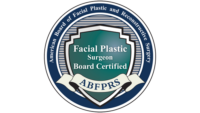 American Board of Facial Plastic and Reconstructive Surgery Facial Plastic Surgeon Certified