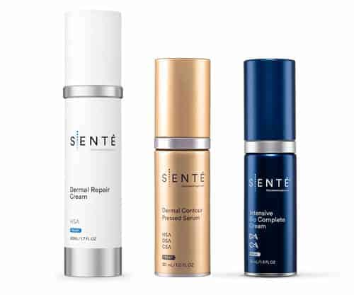 Senté Dermal Repair Trio